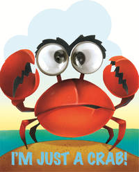 Im Just A Crab (Googley Eye Books)