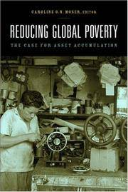 Reducing Global Poverty: The Case for Asset Accumulation