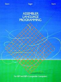 ASSEMBLER LANGUAGE PROGRAMMING FOR IBM AND IBM-COMPATIBLE COMPUTERS