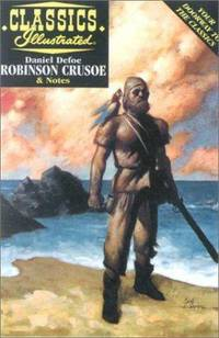 image of Robinson Crusoe (Classics Illustrated)