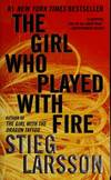 image of The Girl Who Played with Fire (Millennium Trilogy)