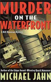 Murder on the Waterfront: A Bill Donovan Mystery