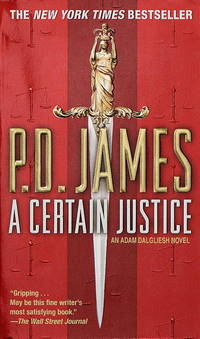 image of A Certain Justice (Adam Dalgliesh Mysteries)
