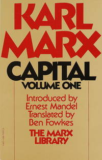 image of Capital: A Critique of Political Economy, Vol. 1