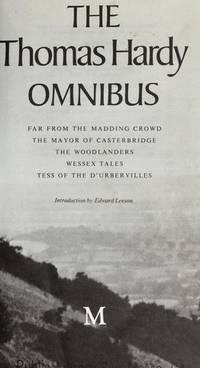 The Thomas Hardy Omnibus by Thomas Hardy - 1979-08