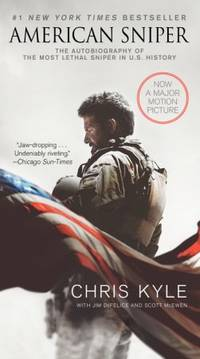 image of American Sniper [Movie Tie-in Edition]: The Autobiography of the Most Lethal Sniper in U.S. Military History