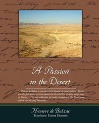 image of A Passion in the Desert