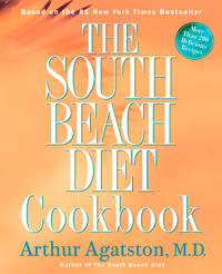 image of The South Beach Diet Cookbook