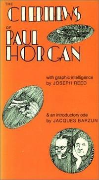 The Clerihews Of Paul Horgan