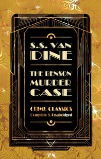 image of The Benson Murder Case (Flame Tree Collectable Crime Classics)