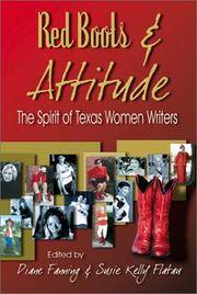 RED BOOTS & ATTITUDE - The Spirit of Texas Women Writers