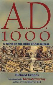 A.D. 1000: A World on the Brink of Apocalypse Erdoes, Richard
