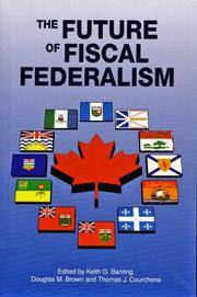 The Future of Fiscal Federalism