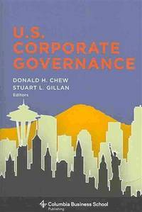 U.S. CORPORATE GOVERNANCE (COLUMBIA BUSINESS SCHOOL PUBLISHING)