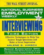 Interviewing (National Business Employment Weekly Career Guides)