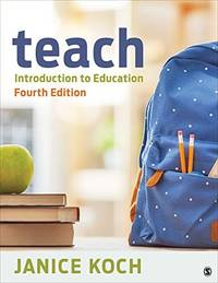 image of Teach: Introduction to Education
