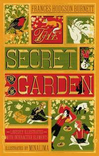 image of Secret Garden, The (Illustrated with Interactive Elements)