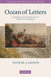 Ocean of Letters. Language and Creolization in an Indian Ocean Diaspora