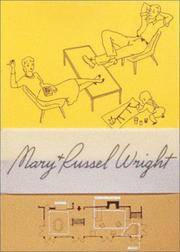 Mary & Russel Wright Notecards: 20 blank note cards and 20 evevelopes.  5 each 4 different designs
