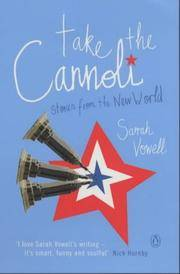 Take the Cannoli : Stories from the New World