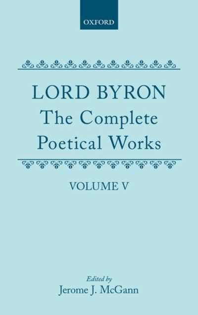 a poetical version of don juan by lord byron The works of lord byron (ed coleridge, prothero)/poetry/volume 6 the works of lord byron, poetry, vol 6 don juan issues of lord byron's poetical.
