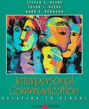 image of Interpersonal Communication: Relating to Others