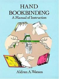 image of Hand Bookbinding: A Manual of Instruction
