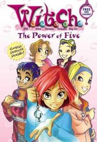 The Power of Five (W.I.T.C.H., Book 1)