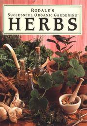 image of Rodale's Successful Organic Gardening: Herbs (Rodale's Successful Organic Gardening)