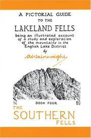 The Southern Fells (Anniversary Edition): 4 (Pictorial Guides to the Lakeland Fells 50th...