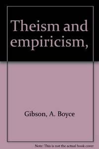 Theism and empiricism,