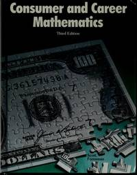 Consumer and Career Mathematics