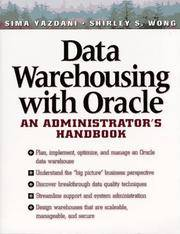 Data Warehousing With Oracle: An Administrator's Handbook