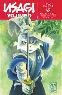 image of Usagi Yojimbo: Bunraku and Other Stories