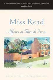 image of Affairs at Thrush Green (Thrush Green, Book 7)