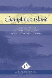 Champlain's Island An Expanded Edition of Ste. Croix (Dochet) Island