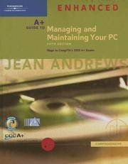 A+ Guide To Managing And Maintaining Your Pc: Enhanced 5th by  Jean Andrews - Hardcover - 5th Edition - 2006 - from A2zbooks and Biblio.com
