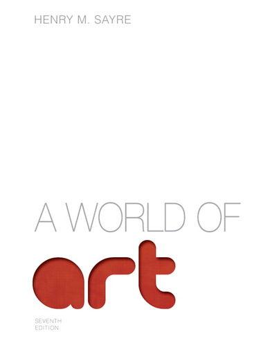 World of art sayre 7th edition