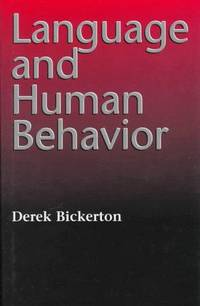 LANGUAGE AND HUMAN BEHAVIOR