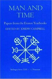 image of 003: Man and Time: Papers from the Eranos Yearbooks (Bollingen Series 30, Vol. 3)