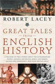Great Tales From English History