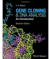 image of Gene Cloning and DNA Analysis: An Introduction