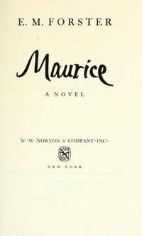 image of Maurice A Novel