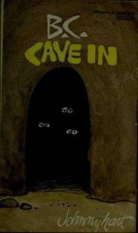 B C CAVE-IN (Fawcett World Library)