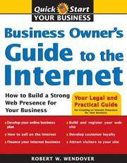 BUSINESS OWNERS GUIDE TO THE INTERNET