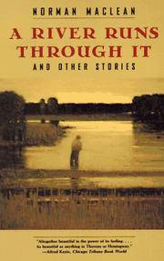 A River Runs Through It & Other Stories. [paperback]