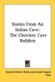 Stories From an Indian Cave