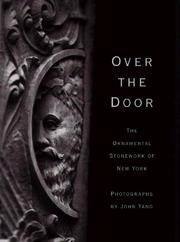 Over the Door: The Ornamental Stonework of New York