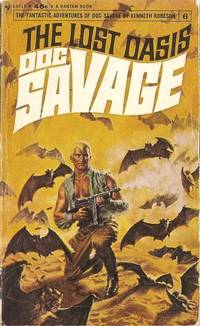 The Lost Oasis - Doc Savage  6