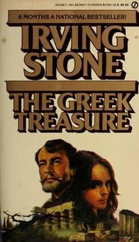 image of The Greek Treasure (Signet)